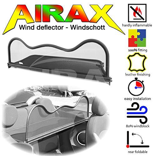 AIRAX Windschott Wind Deflector BMW Mini One Cooper Cooper S Bj.2004-2015 R52 57