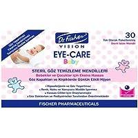 Dr Fischer Eye Care Bebek Göz Temizleme Mendili