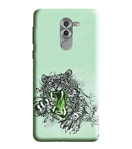 newest 2dbdb 9f88d HiFi Designer Phone Back Case Cover Honor 6X : Honor6x: Amazon.in ...