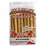 Angonoa Breadsticks Sesame 3.25 oz (Pack of 1)