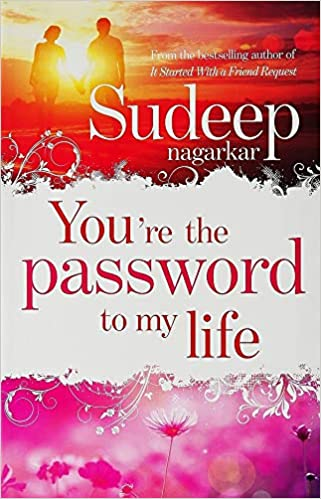 sudeep book you are the password to my life