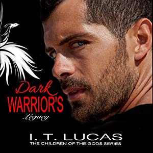Dark Warrior's Legacy Audiobook