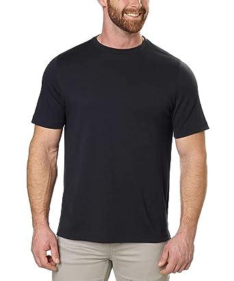 437adad13520 Kirkland Signature Men's 100% Cotton Classic Fit Tee   Amazon.com