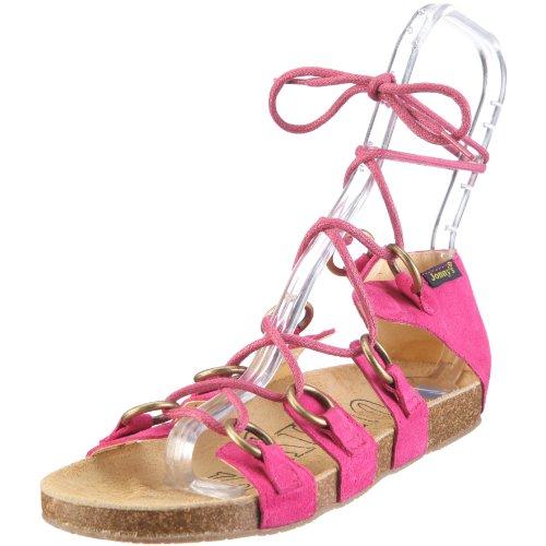 Sandalen 0970 Sandalen Pink Pink Damen Rosario Jonny's Fashion ta54qAxw