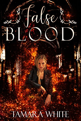 False Blood (New Breed Book 1) cover