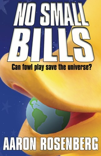 Book cover for No Small Bills