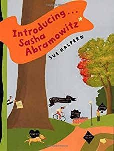 Introducing . . . Sasha Abramowitz