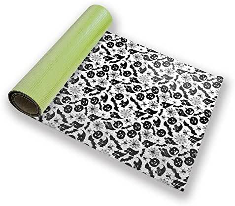 Halloween Yoga Mat Custom Printed Premium