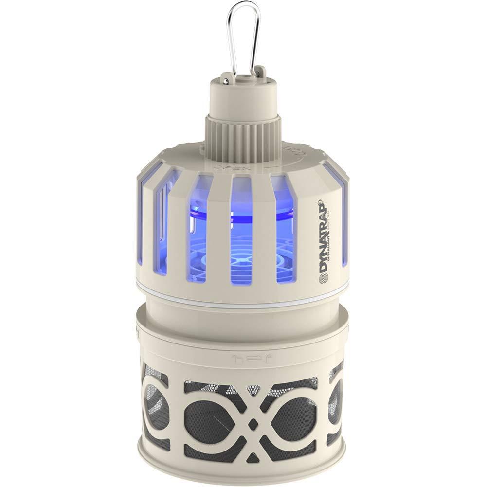 DynaTrap DT150-DEC2 Indoor Insect Trap Ultralight, 300 Square Feet, Sonata Series, Stone