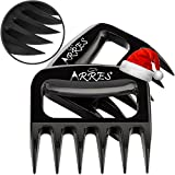Pulled Pork Claws & Meat Shredder - BBQ Grill Tools and Smoking Accessories for Carving,...