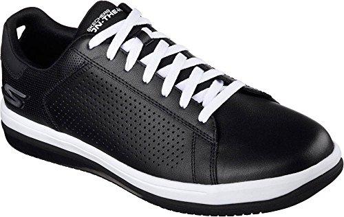 Skechers , Baskets pour homme noir Black/White