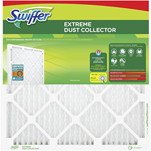flanders Swiffer Extreme Dust Collector Air Filter, MERV ...