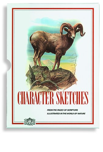 Character Sketches Volume 2 (Character Sketches Volume 2)