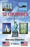 52 Churches, Steven Charles, 0741446960