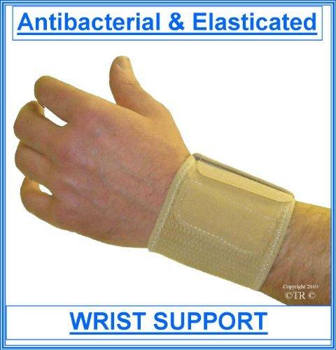 Proline Elasticated Wrist Support , Antibacterial -