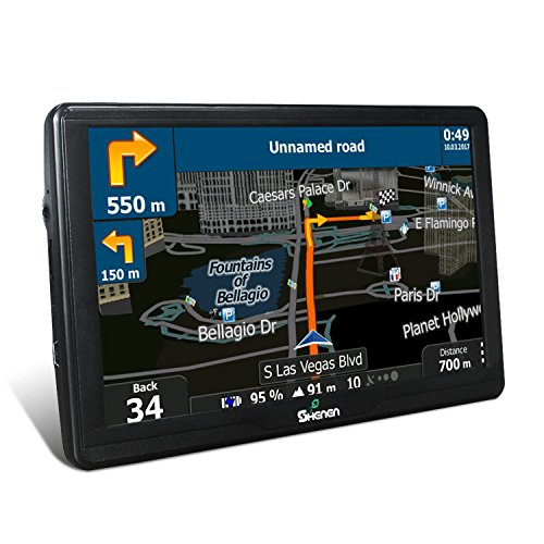 Top 10 Best Gps Maps For Car - Best Of 2018 Reviews