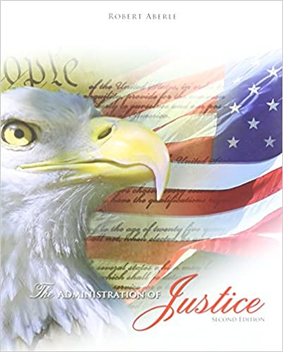 Aberle robert administration justice abebooks.