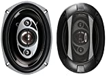 Boss P69.4C 6-Inch x 9-Inch 4-Way Speaker