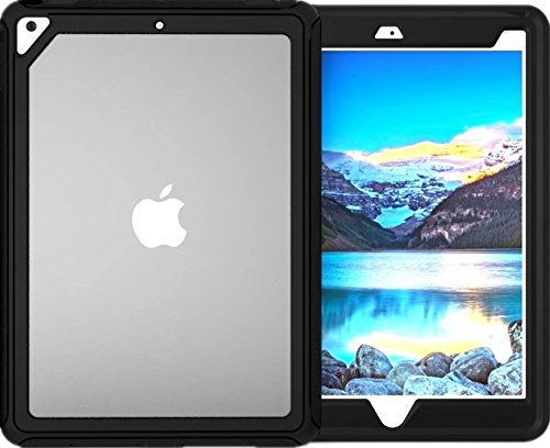 iPad 9.7 2018/2017 Case,iPad 5th/6th Generation Case, Albc T
