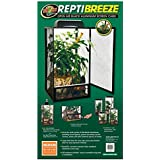 Zoo Med ReptiBreeze Open Air Screen Cage, Medium, 16 x 16 x 30-Inches