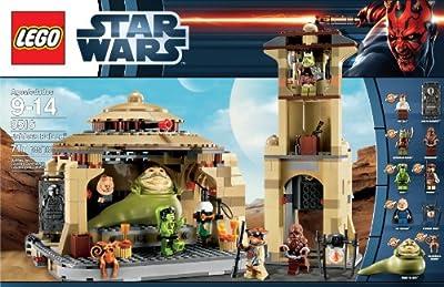 Lego Star Wars 9516 Jabbas Palace
