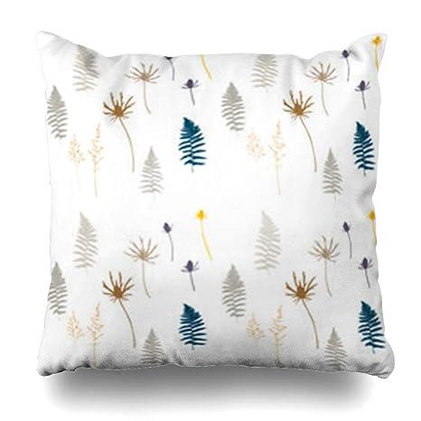 Hitime - Funda de almohada con diseño de mandala de flores ...