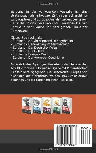 Euro-Land - ein Märchenland ist abgebrannt (German Edition)