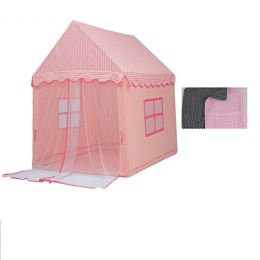 Mogicry Household Tent+crawling 女の子のお城 1+(140110145CM) プリンセス 子供 ティピーデコレーション スプリットベッド アーティファクトボーイ Mg-1352 おもちゃ 部屋 ゲームルーム 子供用 プレイテント 屋内屋外用 1+(140110145CM) Mg-1352 Tent+crawling Mat B07NY5N5JV, 紀和町:78983543 --- forums.joybit.com