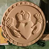 Brown Bag Clauddaugh Cookie Stamp - British Isle Series
