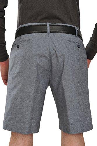 Incotex Pantalon Homme 56 Gris / Short Taille normale Coupe droite