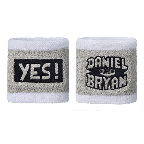 Daniel Bryan ''Respect The Beard'' Wristbands by WWE Authentic