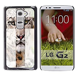 Dragon Case - FOR LG G2 - World is beautiful - Caja protectora de pl??stico duro de la cubierta Dise?¡Ào Slim Fit