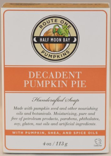 Sensuous Spice - Decadent Pumpkin Spice Artisan Soap
