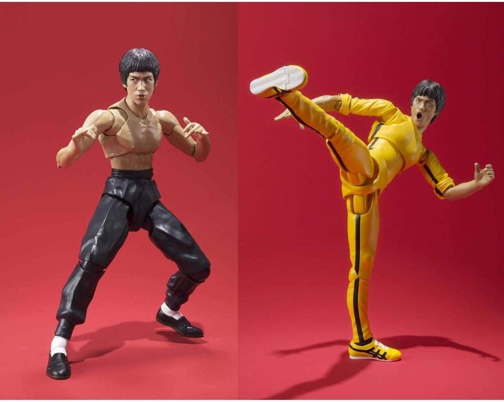 Siyushop Figura De Acción De Bruce Lee Figuarts - Figura De Acción ...