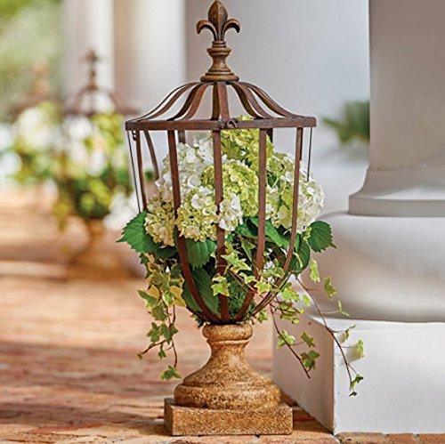 Cage Urn Planter by Palos Garden