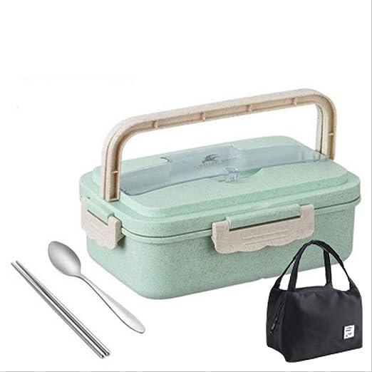 WUBS Lunch box Bento Box Creative Fashion Microondas Horno Sellado ...