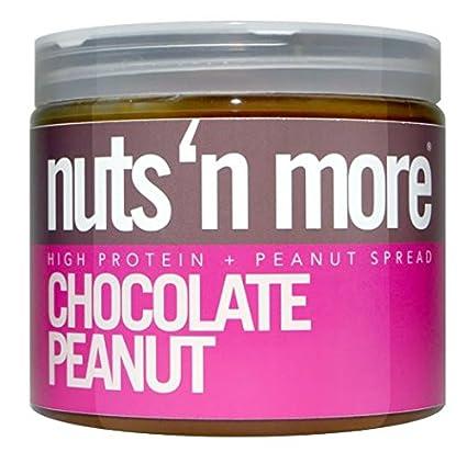 Nuts N Más de chocolate de mantequilla de cacahuete