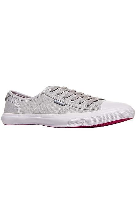 721ba24f2a8c9f Superdry Damen Low Pro Sneaker Gymnastikschuhe Grau (Glacier Grey Zml) 36 EU