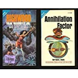 Annihilation Factor / Highwood (Ace SF Double, 33710)