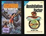 img - for Annihilation Factor / Highwood (Ace SF Double, 33710) book / textbook / text book