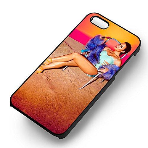 Cool pour The Summer Demi Lovato pour Coque Iphone 6 et Coque Iphone 6s Case (Noir Boîtier en plastique dur) A4E1XJ