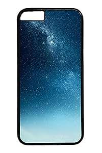 Stars Galaxies Custom iphone 6 plus 5.5inch Case Cover Polycarbonate black