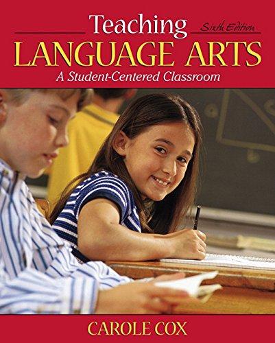 Teaching Language Arts: A Student-Centered Classroom