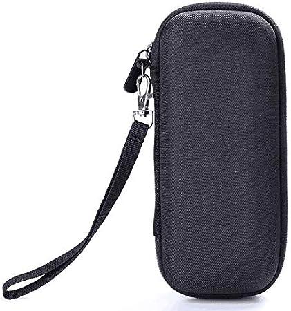 XZANTE Trsnaporte Portátil Bolsa De Viaje Eva Bolsa De Almacenamiento Caja Protectora para Philips Norelco Oneblade Cortadora Y Afeitadora Híbrida Qp2520 / 90 / Qp2520 / 70 / Qp2630/70: Amazon.es: Hogar