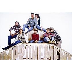 Home Improvement Tim Allen Patricia Richardson and Full Cast Pose 11x17 Mini TV Po...