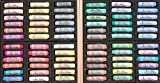Jack Richeson 427325 Signature Assorted Handmade Soft Pastels (Set of 72)