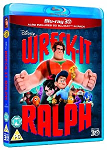 Wreck It Ralph 3D [Blu-ray] from IMPORTS