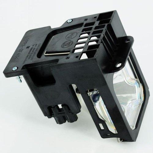 AWO VLT-XL5950LP Replacement Lamp with Housing for Mitsubishi LVP-XL5900U LVP-XL5950 LVP-XL5980 LVP-XL5980LU LVP-XL5980U LVP-XL5900LU LVP-XL5950E LVP-XL5950L LVP-XL5950U LVP-XL5980U
