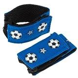 Sleeve Scrunchie (Royal, Soccer)