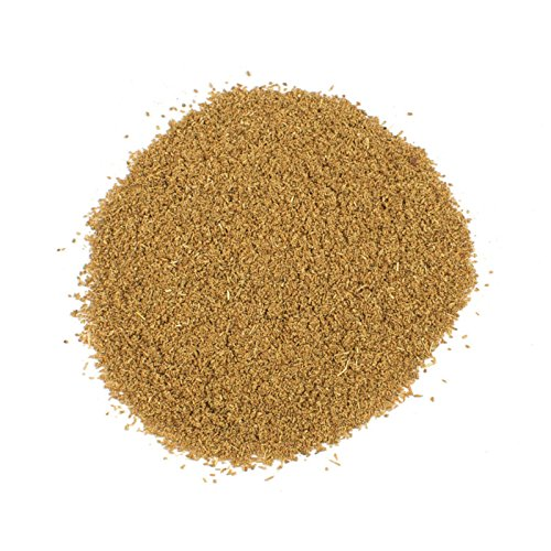 Ground Ajowan Seed, 50 LB Bag by Woodland Ingredients